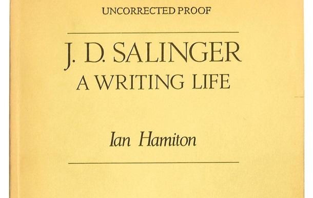 Запрещенная к публикации биография Сэлинджера уйдет с молотка