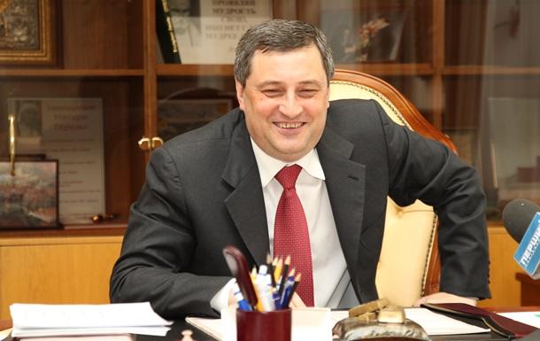 Экс-губернатор Одесской области вошел в штаб ПР по подготовке к президентским выборам