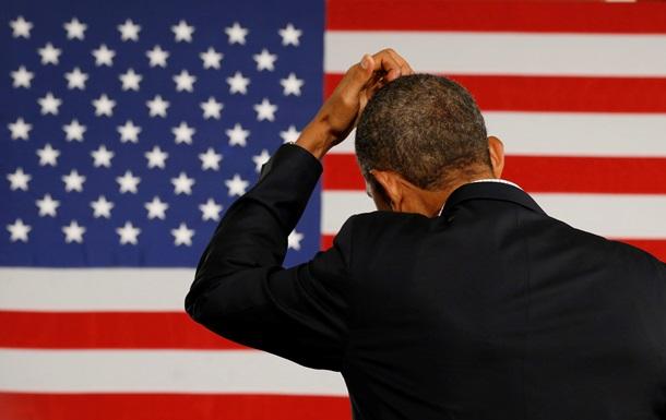 Конец медового месяца. Рейтинг Обамы достиг минимума