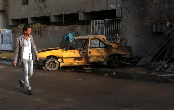 Очередная серия взрывов в Ираке: Погибли более 20 человек, в том числе полицейские и дети