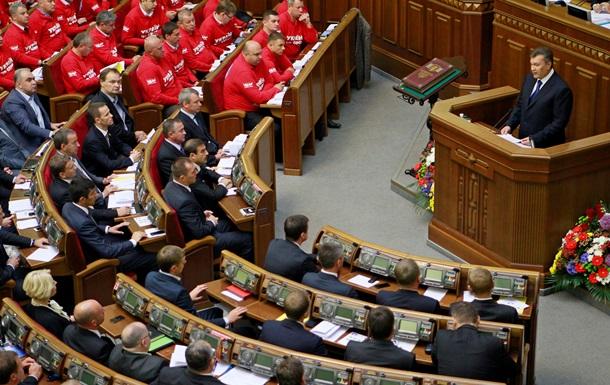 Reuters: Украинские верхи спорят о выборе между Европой и Россией
