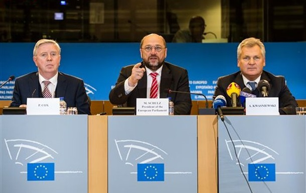 Миссия Европарламента в Украине продлиться до Вильнюсского саммита
