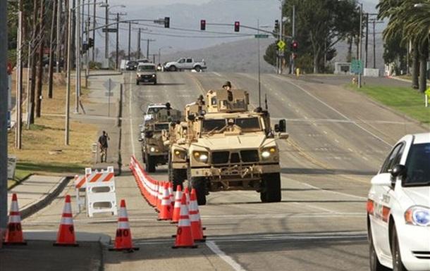 В США четверо военных погибли во время уборки на базе