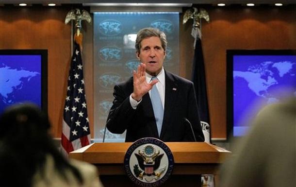 Госсекретарь США против новых санкций в отношении Ирана