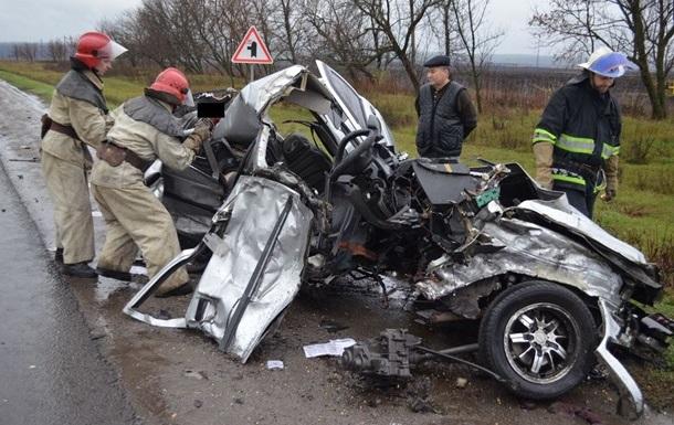 Увеличилось число жертв масштабного ДТП в Харьковской области