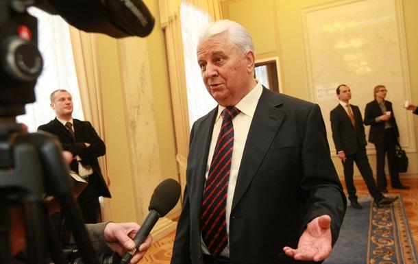 Кравчук оптимистичен: экс-президент считает, что вопрос Тимошенко можно решить за два часа до саммита