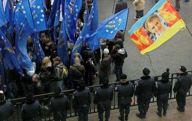 НГ: Украинская оппозиция готовится к новому Майдану