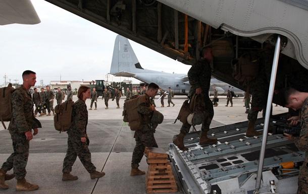 США увеличат число военных, участвующих в ликвидации последствий тайфуна на Филиппинах