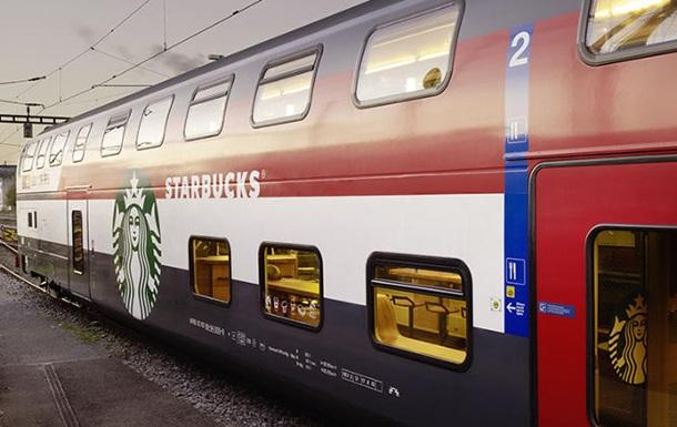 Starbucks откроет в Швейцарии свое первое в истории передвижное кафе