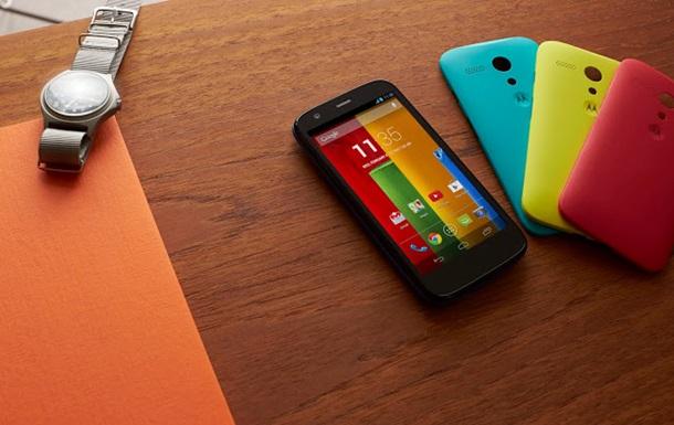 Народный смартфон. Motorola презентовала новый гаджет для покорения небогатых стран
