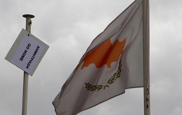 Украина за девять месяцев направила на Кипр почти 90% своих инвестиций
