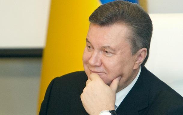 Янукович об освобождении Тимошенко: Никаких эксклюзивных подходов никто не получит