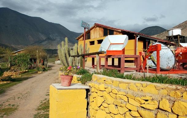 В Чили открылся первый в мире ресторан, работающий от солнечной энергии