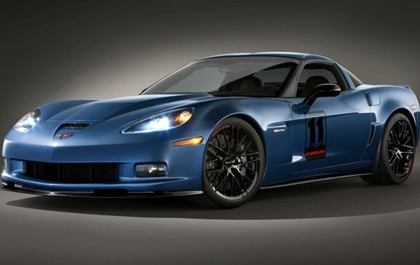 Chevrolet Corvette превратили в скоростной гибрид