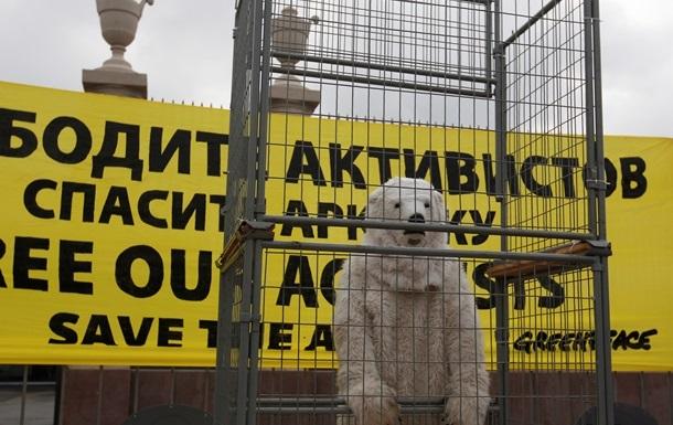 Арест активистов Greenpeace могут продлить еще на три месяца