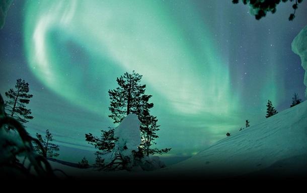 Лапландия. Лучшие места для наблюдения за северным сиянием