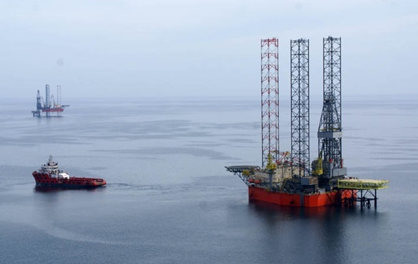 Украина разорвала договор с российским нефтегигантом о разработке шельфа Черного моря