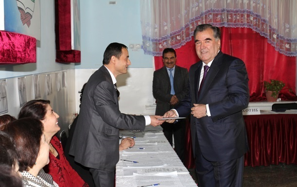 Сегодня в Таджикистане состоится инаугурация вновь избранного президента