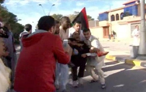 Акция против ополчения в Триполи вылилась в бойню