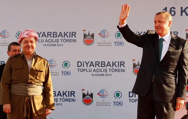 Глава Курдской автономии Ирака прибыл в Турцию с историческим визитом