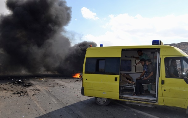 При взрыве в Дамаске погибли более 30-ти военных, среди них - четыре генерала