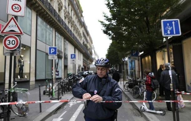 Неизвестный открыл стрельбу в редакции французской газеты в Париже, есть раненые