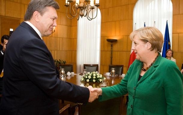 Меркель, Янукович и Тимошенко договорились, что Соглашение об ассоциации будет подписано - дипломат