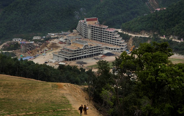Первый визит иностранцев на горнолыжный курорт в КНДР запланирован в январе