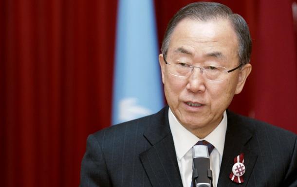 ООН рассчитывает, что конференция по Сирии пройдет в декабре