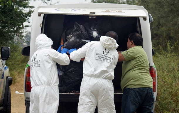 Резня в Чиуауа: Неизвестные убили восемь членов общины Свидетелей Иеговы, в том числе двух девочек