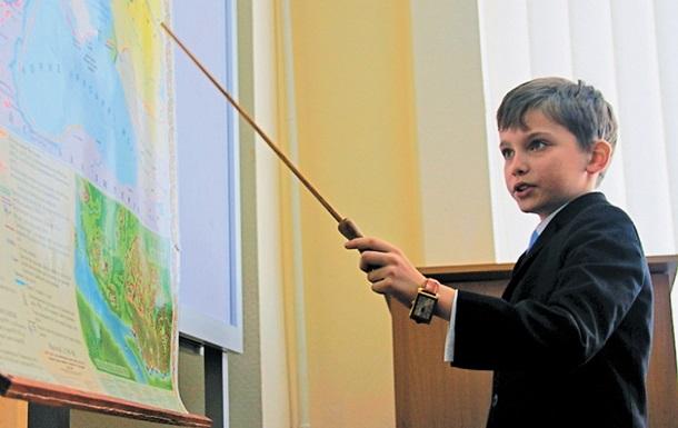 Девятилетний школьник из Звенигородки получил в Ватикане престижную премию