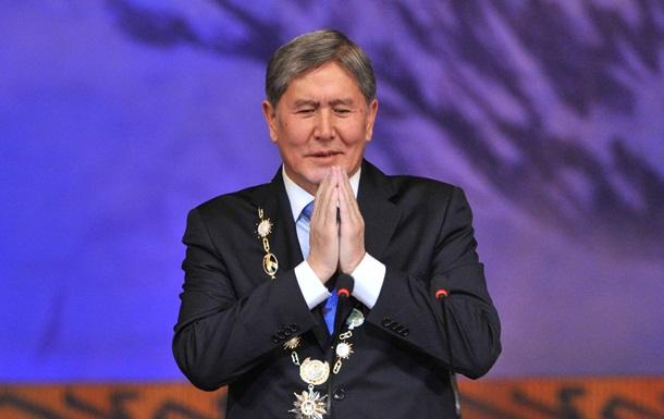 Лидер Киргизии: никто не должен говорить с нами свысока
