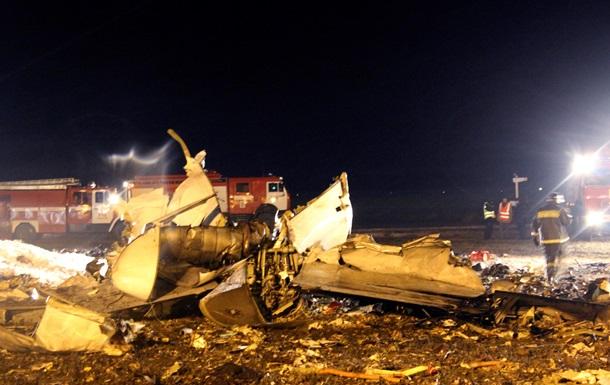 Крушение самолета в Татарстане - расшифровка параметрического черного ящика