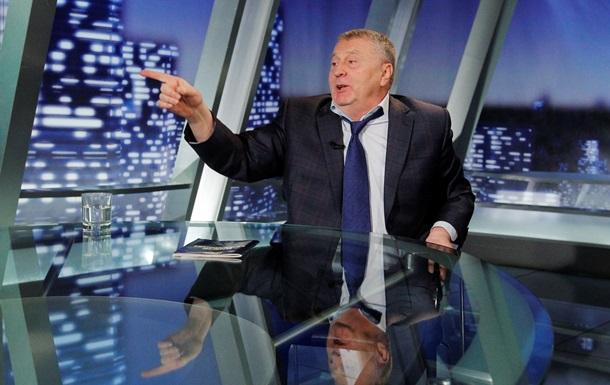 Жириновский намерен постепенно перевести членов ЛДПР на вегетарианскую пищу