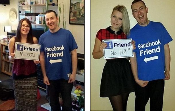 Британец решил встретиться с каждым из 730 друзей в Facebook