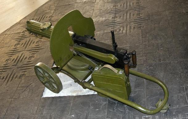 В России в почтовой посылке нашли пулемет Максим