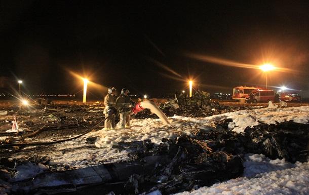 На месте падения Боинга в Казани найдены новые обломки