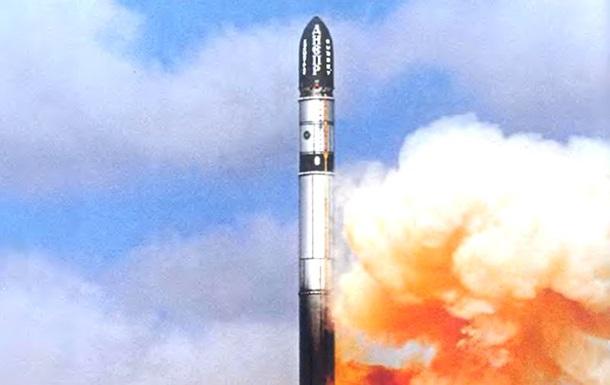 Украинская ракета-носитель Днепр успешно вывела спутники на околоземную орбиту