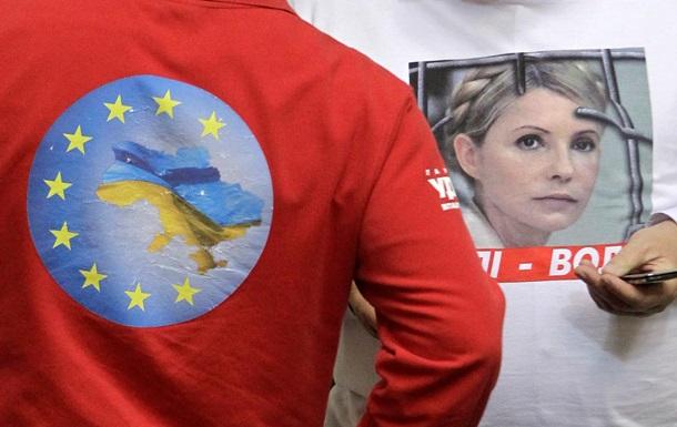 Новые Известия: Или Тимошенко, или Европа