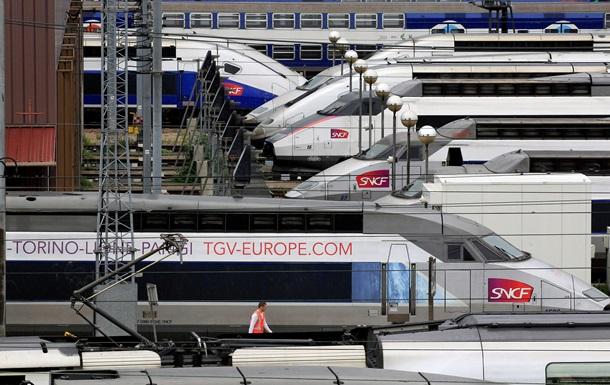 Париж и Барселону соединят скоростные поезда TGV