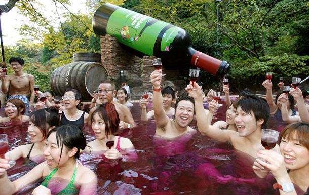 Божоле - французское молодое вино - праздник молодого вина - Новости Франции: В мире празднуют новый урожай Божоле