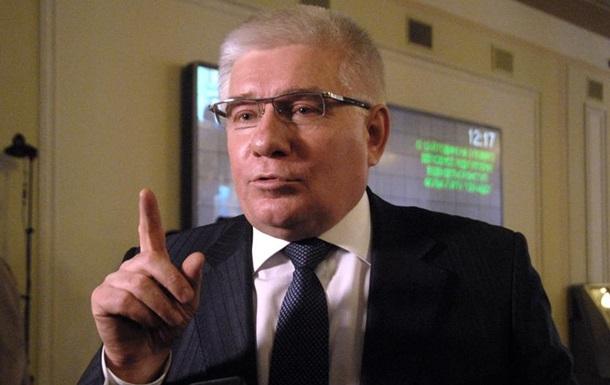 Регионал считает, что законопроект по Тимошенко может быть принят под Новый год