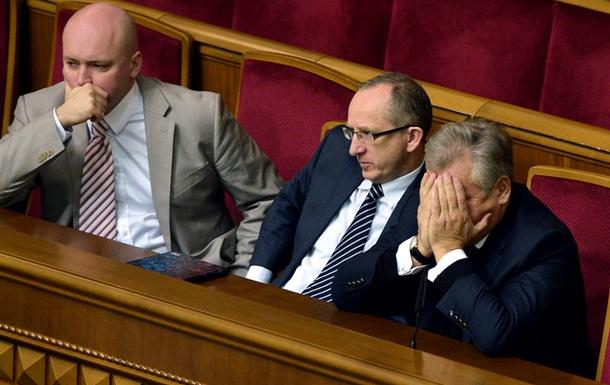 Украина не готова к ассоциации с ЕС
