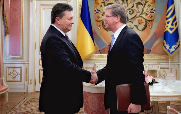 Кабмин отменил Соглашение с ЕС