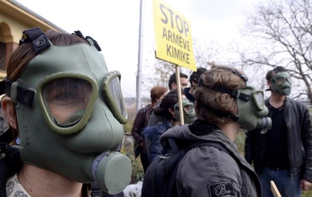 Грязная работа: ОЗХО предложила взяться за уничтожение сирийского химоружия частным компаниям