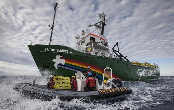 Дело Arctic Sunrise: суд сменяет гнев на милость
