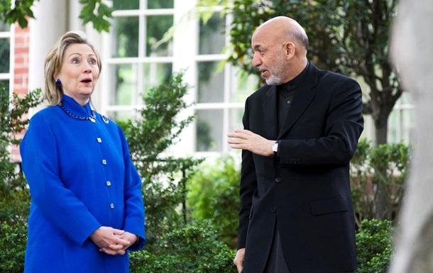 Президент Афганистана об отношениях с США: Я не доверяю им, а они мне