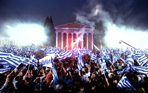 Греція на шляху до громадянської війни або тотальної диктатутри?