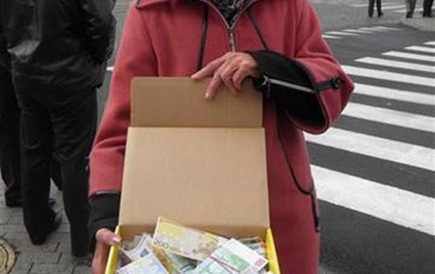 Вінничани зібрали мільйон євро, щоб відкупитись від влади Гройсмана