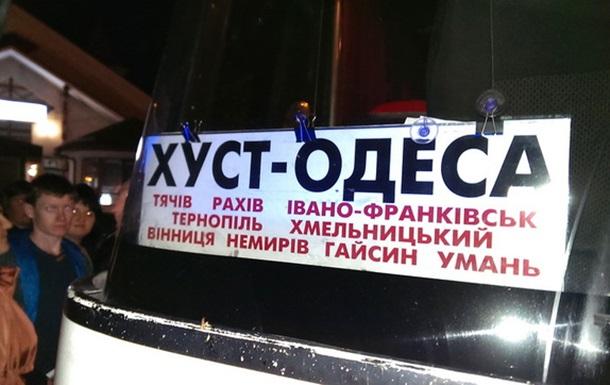 Пекельний автобус або про в'язнів з квитками